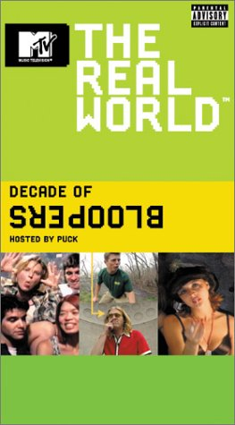 Real World: Decade of Bloopers [VHS] [Import USA]