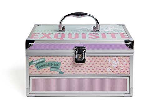 ICDC Magic Studio Pin Up Complete Set Beauty Case for professional make up kits