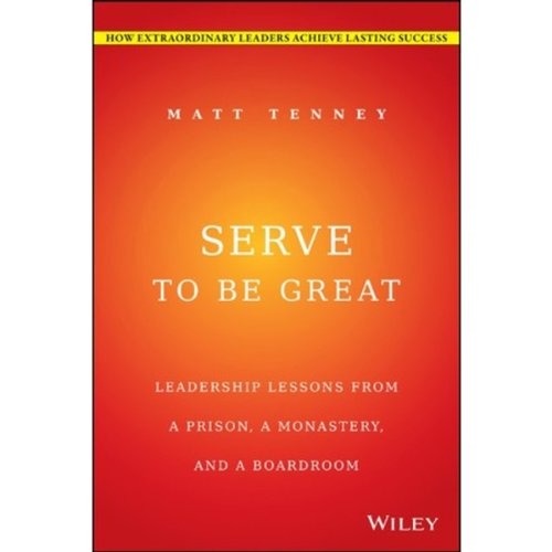 Serve to Be Great cover art