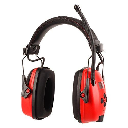 Honeywell Sync Digital AM/FM/MP3 Radio Earmuff (RWS-53012)
