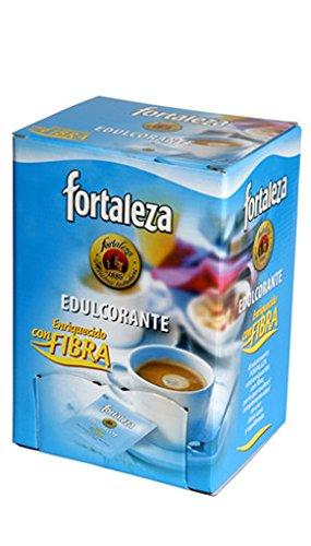 Fortaleza Edulcorante para Café - 500 sobres de 1g, total de 500g