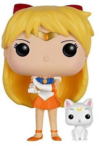 Funko Venus & Artemis Figura de Vinilo, colección de Pop, seria Sailor Moon (7300)