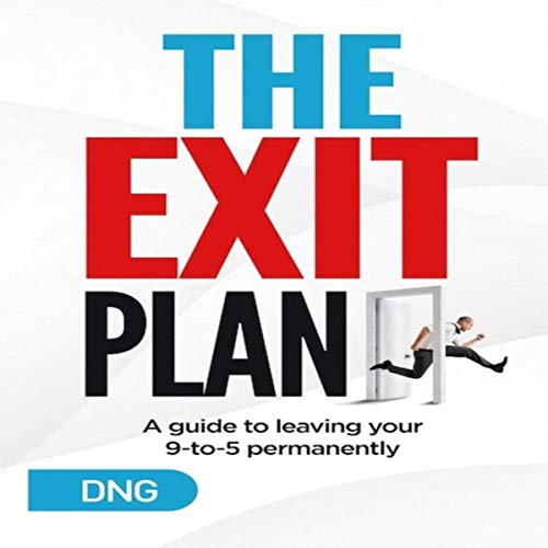 The Exit Plan audiobook cover art