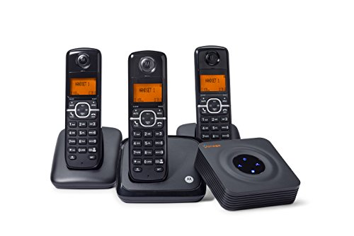 Vonage Home Phone Service with 1 Month Free HT802-VD VoIP Device
