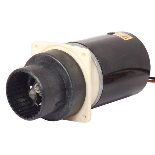 Jabsco 37072-0092 Marine Designer Series and Quiet Flush Marine Toilet Pump Assembly Kit (12-Volt) (Pack of 1)