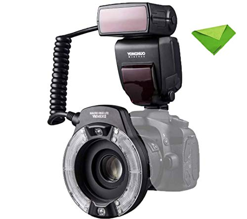 Yongnuo YN-14EX II TTL LED Macro Ring Flash Light for Canon