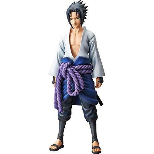Banpresto Naruto Shippuden Grandista Shinobi Relations Uchiha Sasuke anime japan