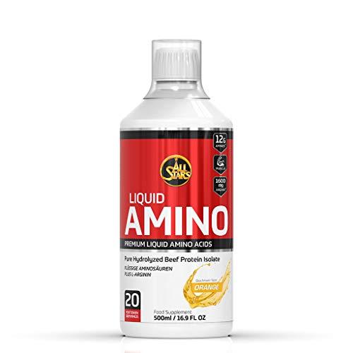 Амино-жидкость All Stars, оранжевый, пакет 1er (1 x 500ml)