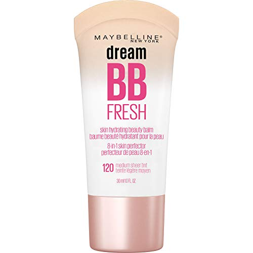 Maybelline Dream Fresh BB Cream Makeup, Medium, 1 fl. oz.