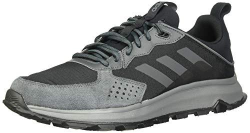 adidas Men's Response Trail Running Shoe, Black/Black/Grey Six, 8 Medium US