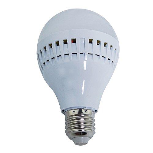 THG LED Lampe, 9W (ersetzt 60W), E27, Kaltweiß (5500 Kelvin), 3-er Pack
