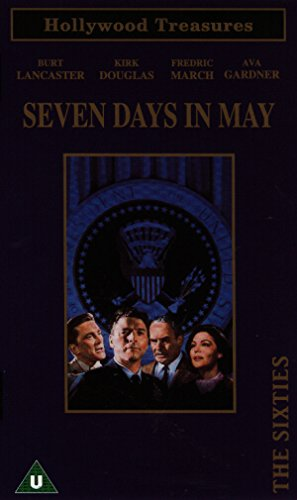 Seven Days In May [Reino Unido] [VHS]