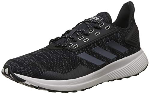 adidas Duramo 9, Zapatillas de Running para Hombre, Negro (Carbon/Onix/Grey Two F17), 39 1/3 EU