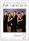 Friends: Complete Second Season (3 Dvd) [Edizione: Stati Uniti] [Italia]