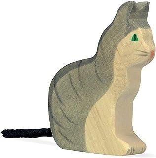 Holztiger Cat, seated - 1433