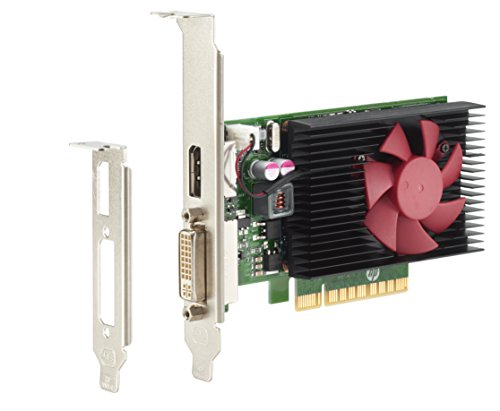 HP NVIDIA GT 730 2GB PCIe X8 DP Graphics Card