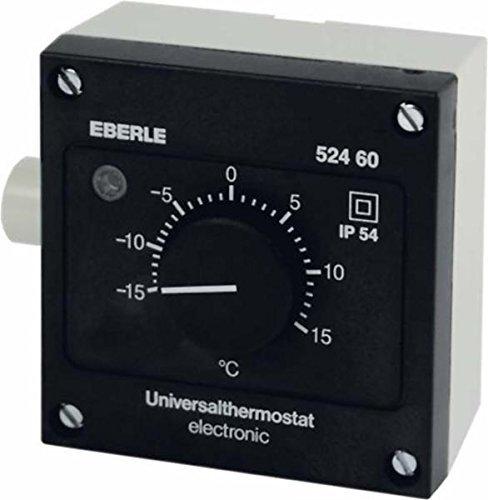 Eberle thermostaat met buitensschaal AZT-A524410