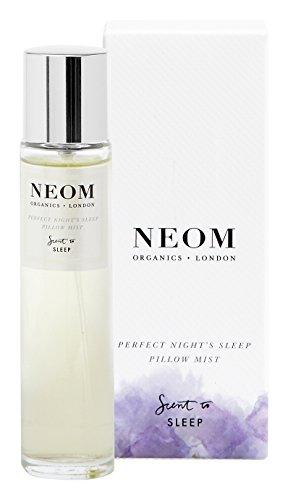 Neom Organics London - Spray Perfect Night's Sleep, da spruzzare sul cuscino per favorire il sonno, 30 ml