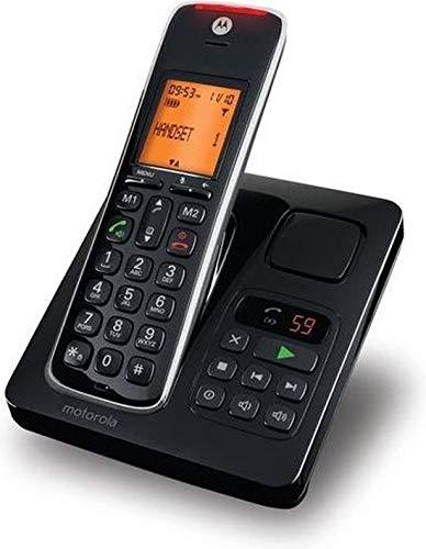 Motorola CD211 - DECT Digitales Schnurlostelefon mit Anrufbeantworter - 1,8