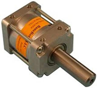 Banebots P60 Gearbox: 1.5 Inch Shaft, Rs-540/550 Mount, 16:1 (No Grease)