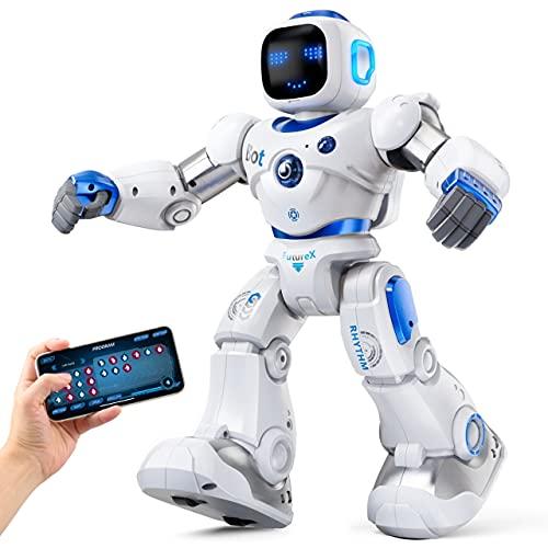 Ruko Smart Robots for Kids, Large Programmable...