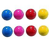 KHHGTYFYTFTY Squeeze Tramo de Bolas de Juguete Bola para Adultos contra niños Estrés Squeeze Toy 8PCS