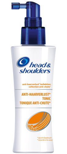 Head & Shoulders Anti-Haarverlust Tonic, 6er Pack (6 x 125 ml)
