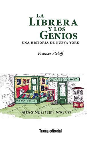 La librera y los genios: Una historia de Nueva York: 29 (Tipos móviles)