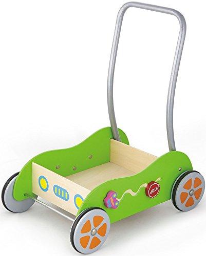 Viga Toys - 59853 - Véhicule Pour Enfant - Chariot À Pousser Multi-activités