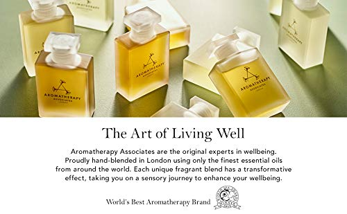 Aromatherapy Associates Discovery Wellbeing Miniature Bath & Shower Oil Gift Collection of 10, 3ml therapeutic, hand…