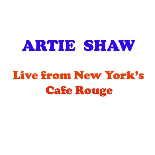 Live From New York's Café Rouge