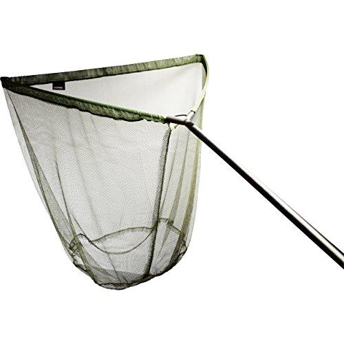 Sonik Vader X Meshed Lightweight Slimline Super Stiff Carp Fishing Nets (2 Piece Net)