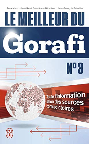 Le meilleur du Gorafi N°3