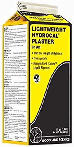 Lightweight HyDroc by Woodland Scenics