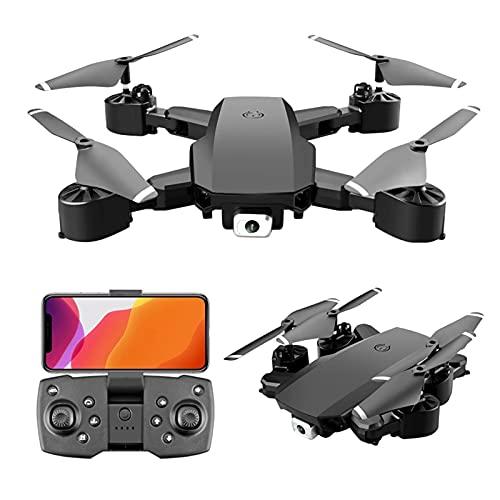 GZTYLQQ Drones con cámara y GPS Fallow Me 4k Drone para Adultos Niños Drones Anti-Shake Four Axis 720P HD Fotografía aérea