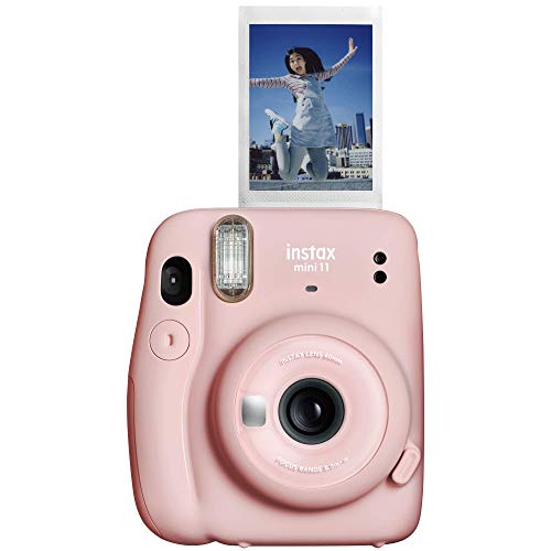Fujifilm Instax Mini 11 Instant Camera - Blush Pink