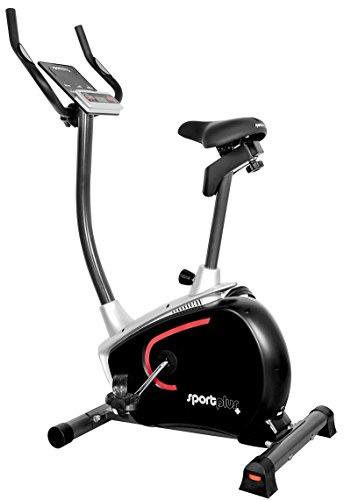 SportPlus Bicicleta Estática, SP-HT-9500-E-B