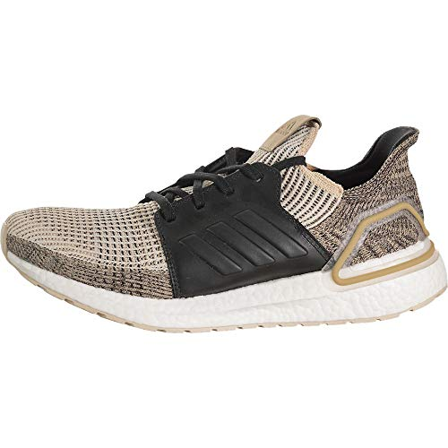 adidas Running Ultraboost 19 Linen/Core Black/Brown 10