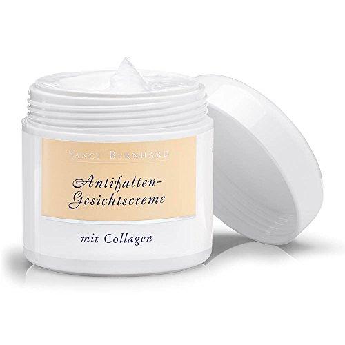 Sanct Bernhard Anti-Falten Gesichts-Creme mit Collagen, 100 ml