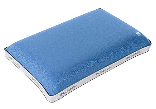 Columbia Cooling Gel Memory Foam Pillow - Comfortable and Supportive...