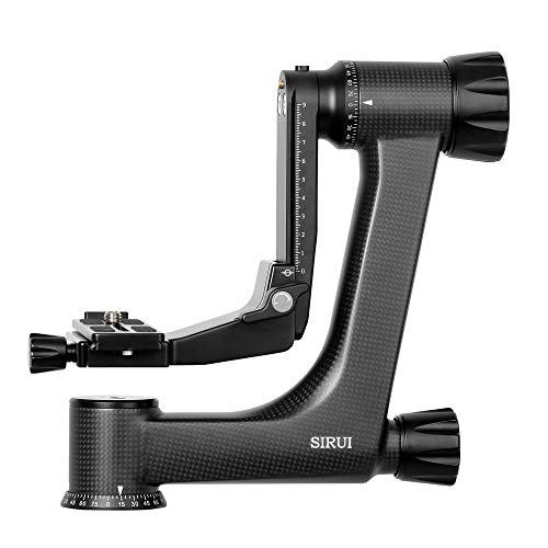 Why Choose Sirui PH-30 Carbon Fiber Gimbal Head