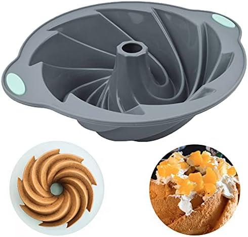 Moldes de silicon para pasteles