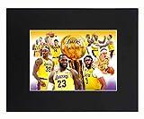Los Angeles Lakers 2020 NBA Finale Champions Basketball