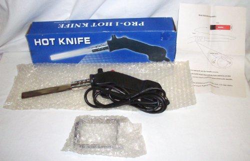 CRAFTERS HOT KNIFE, Foam Cutter w/ 6