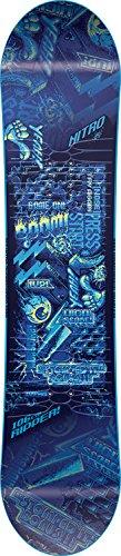 Kinder Freestyle Snowboard Nitro Ripper 116 2018 Boys