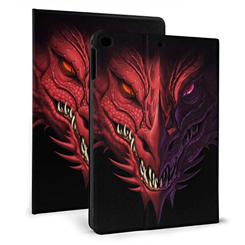 Red Dragon Slim Lightweight Smart Shell Stand Cover Case for iPad air1/2 9.7' Generation,Auto Wake/Sleep