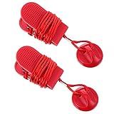 Abaodam Lot de 2 clés de sécurité magnétiques pour tapis de course