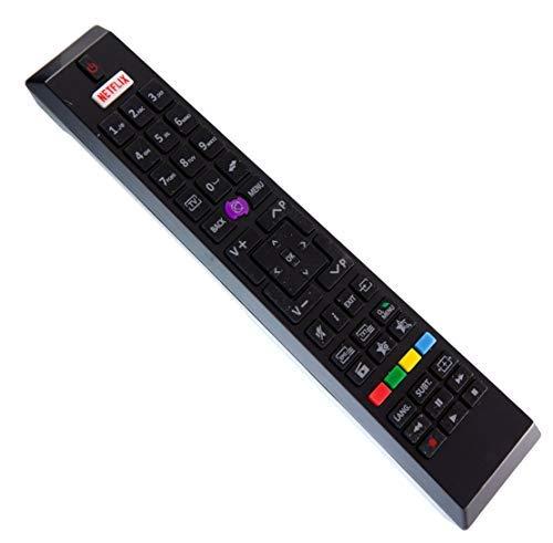 RC4995 RCA4995 MSN40062185 Ersatz Fernbedienung passend für MEDION VESTEL FINLUX Sharp