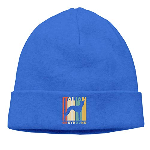 Lawenp Gorra de lana informal para hombres y mujeres, gorra de calavera...