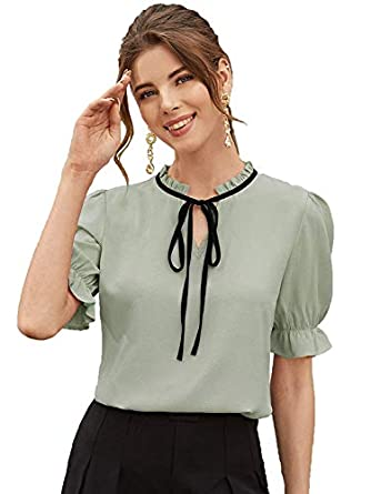 J B Fashion Plain Women Top with 3/4 Sleeves for Women top,Stylish top, Casual Wear Top for Women/Girls Top